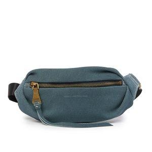 AIMEE KESTENBERG // denim fanny pack bum bag
